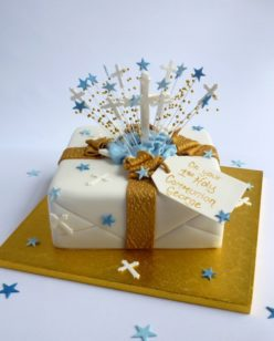 Christening & Holy Communion Cakes