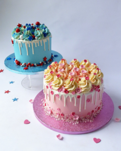 Buttercream & Drip Cakes