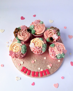 Mother's Day cupcake special