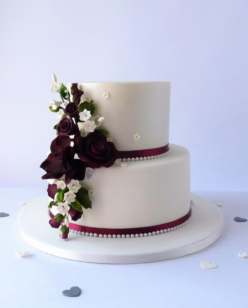 Small Wedding & Anniversary Cakes