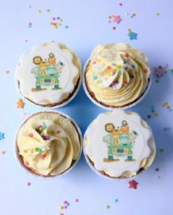Jungle theme cakes