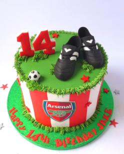 Sporty Cakes