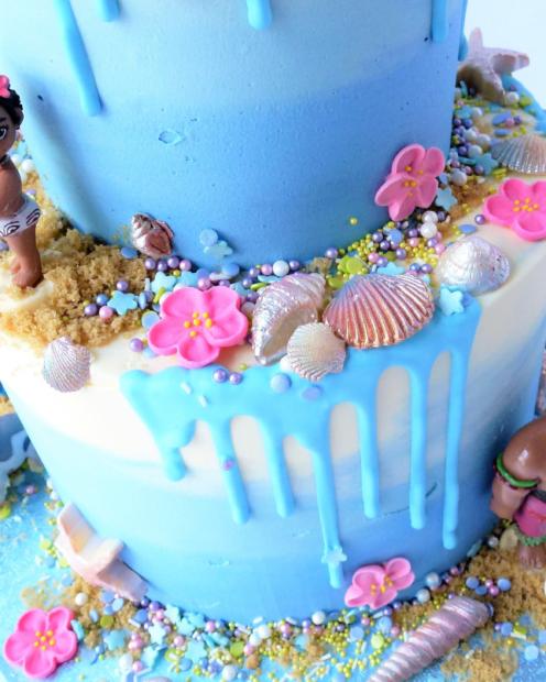 Candy sea shells